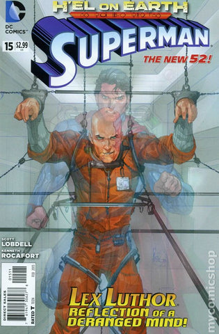 Superman (2011 3rd Series) #15