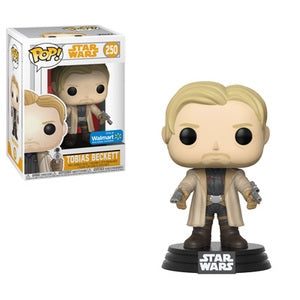 Funko Pop Star Wars Tobias Beckett Pistols #250