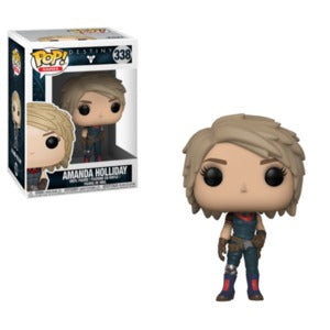 Funko Pop Games Amanda Holliday #338
