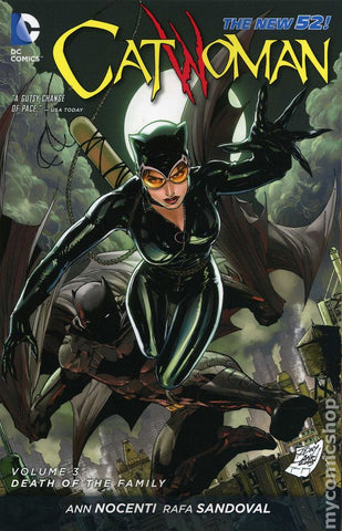 Catwoman DC Comics The New 52
