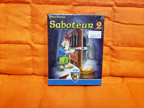 Saboteur 2 Card Game NEW