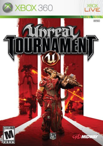 XBOX 360 Unreal Tournament 3
