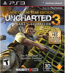 PS3 Uncharted 3: Drake's Deception