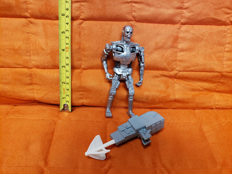 1997 Terminator 2 3D Techno Punch complete