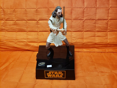 1999 Star Wars Qui Gon Jinn Bank