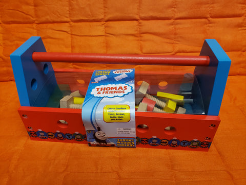 Thomas & Friends Wooden Toolbox