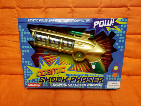 Cosmic Phaser Spinfinity Fuel Zapper