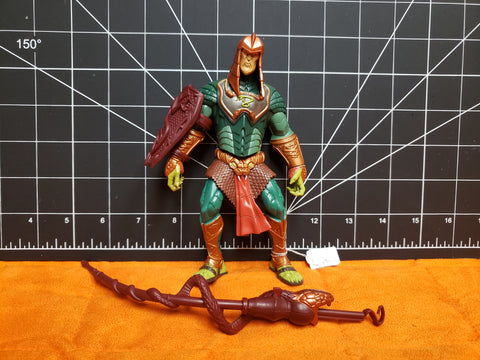2003 King Hssss 200x Masters of the Universe MOTU