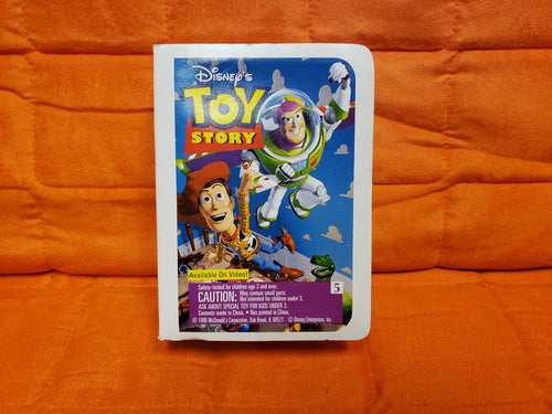 1986 Toy Story Woody McDonalds Happy Meal