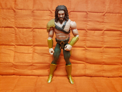 2015 Mattel Aquaman 12 inch Action Figure DC Comics