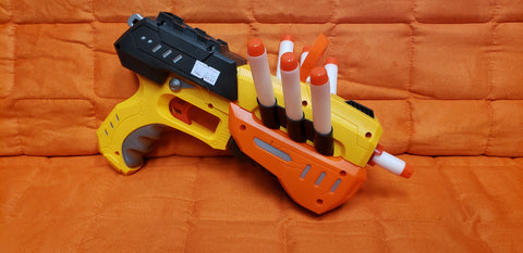 Nerf Pistol yellow