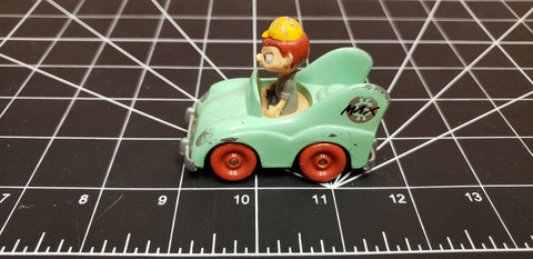 Tiny Toons Die-cast Vehicle Montana Max 1990