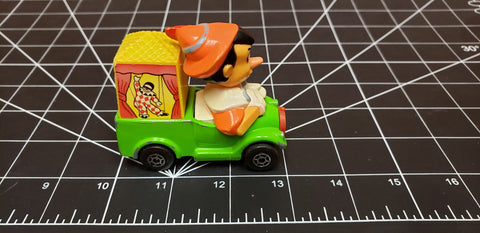 Matchbox Pinocchio diecast car 1979 Lesney Disney series