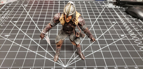 Lord of the Rings Action Figures--2002 Marvel Ent Eomer 7""