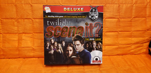Twilight Scene it The DVD Game