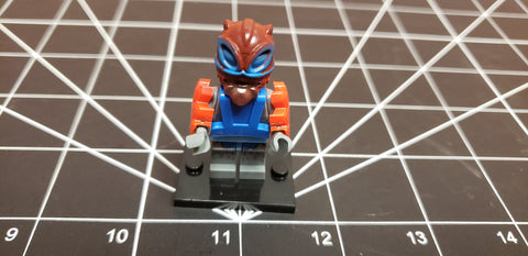 He-Man Masters of the Universe MOTU Mekaneck minifigure