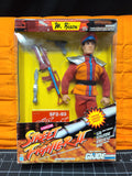 Street Fighter 2 Mr. Bison G.I. Joe Video Game Characters By Capcom 1993