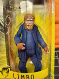 Limbo Planet of the Apes Action Figure Sealed Package Collectible 2001 Hasbro
