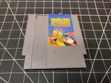 NES Solar Jetman Hunt for the Golden Warpship