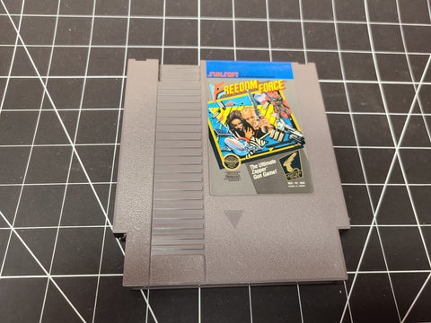 NES Freedom Force