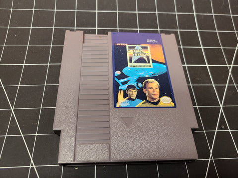 NES Star Trek: 25th Anniversary