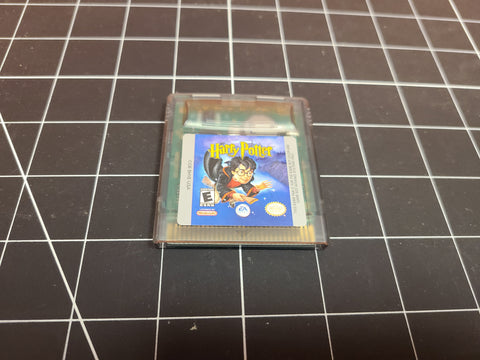 GameBoy Color Harry Potter Gbc Game Cartridge