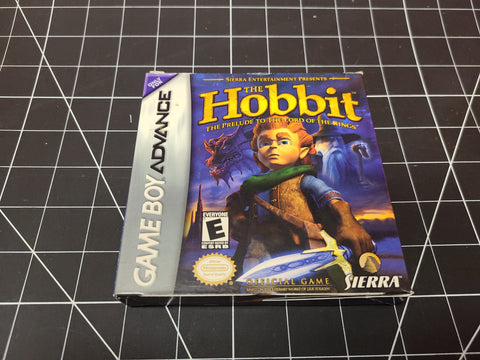 Gameboy Advance The Hobbit