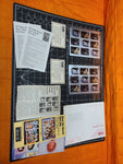 Star Wars 2 Blocks of 9 Mint Postage Stamp Issue1995