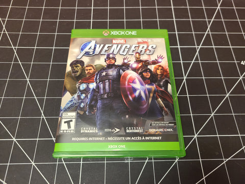 Xbox One Marvel Avengers