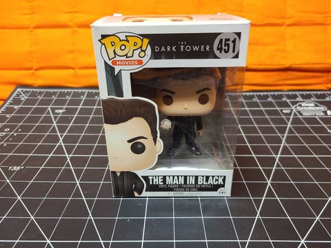 Funko Pop The Man in Black #451