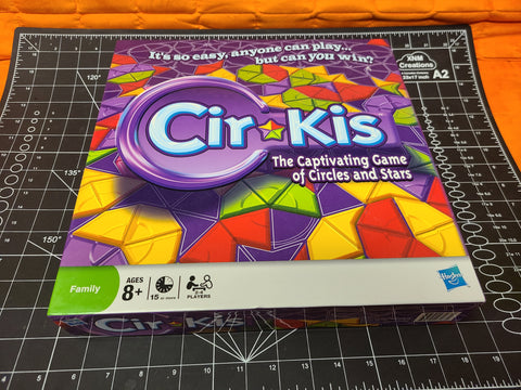 Cirkis The captivating game of circles & stars.
