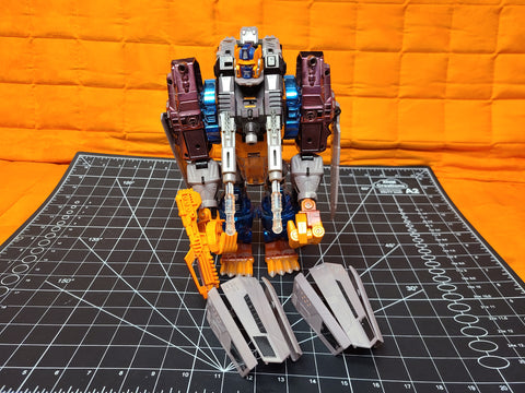Transformers Beast Wars Optimal Optimus Transmetals 2