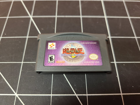 Yu-Gi-Oh! The Eternal Duelist Soul Gameboy Advance GBA Loose cartridge only