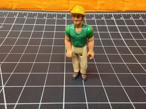 1974 Fisher-Price Adventure People Construction Figure #352