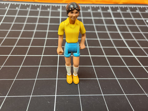 Fisher Price Adventure People female mountain climber 1974