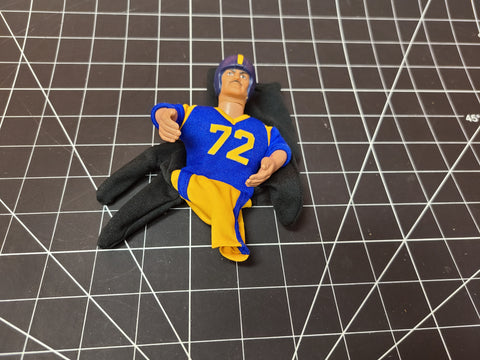 1986 Real Men Football puppet