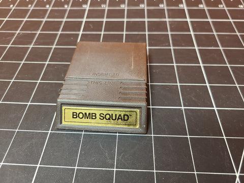 Intellivision Bomb Squad 1982