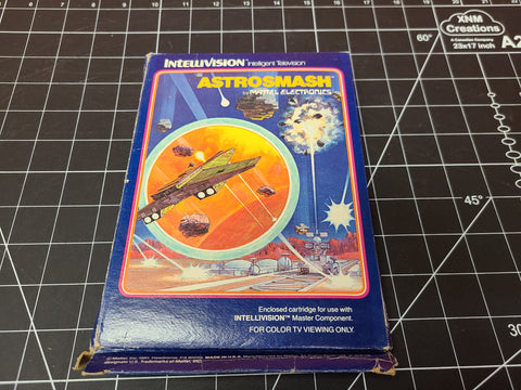 Intellivision Astrosmash 1981