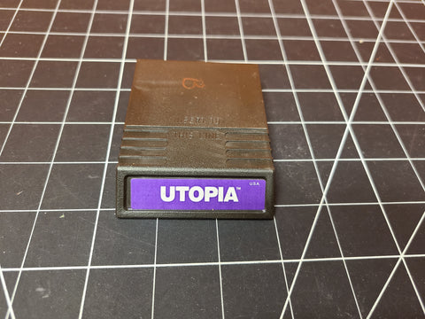 Intellivision Utopia 1981.