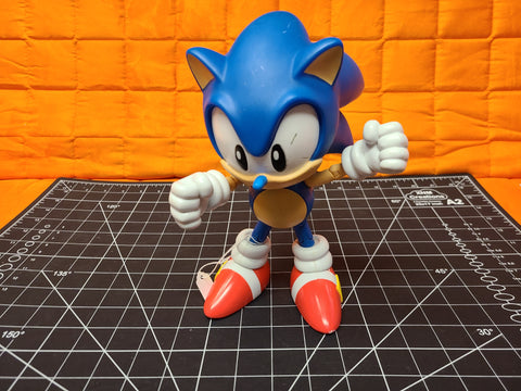 "Sonic the Hedgehog Sega Jazwares 9"" 20th Anniversary Action Figure"
