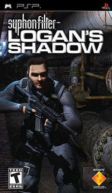 PSP Syphon Filter: Logan's Shadow