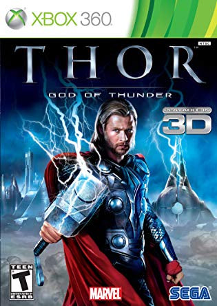 XBOX 360 Thor: God of Thunder