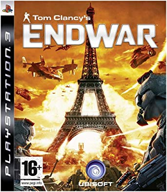 PS3 Tom Clancy's: Endwar