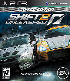 PS3 Shift 2 Unleashed