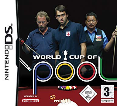 DS World Cup Of Pool
