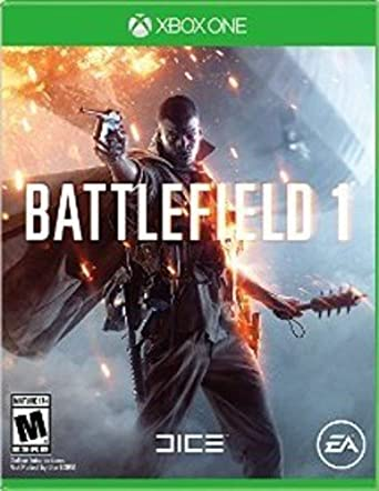 XBOX ONE new Battlefield 1