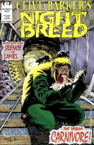 Night Breed (1990) Cliver Barker #17