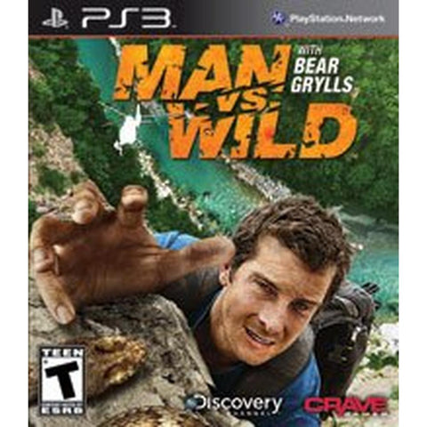 PS3 Man VS Wild