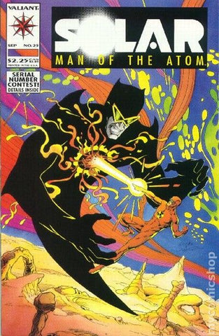 Solar Man of the Atom (1991) #25
