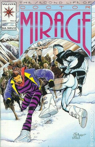 Second Life of Doctor Mirage #2 1993